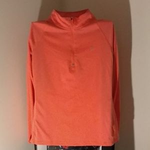 Old Navy Go Dry Pink Active Wear Long Sleeve Shirt